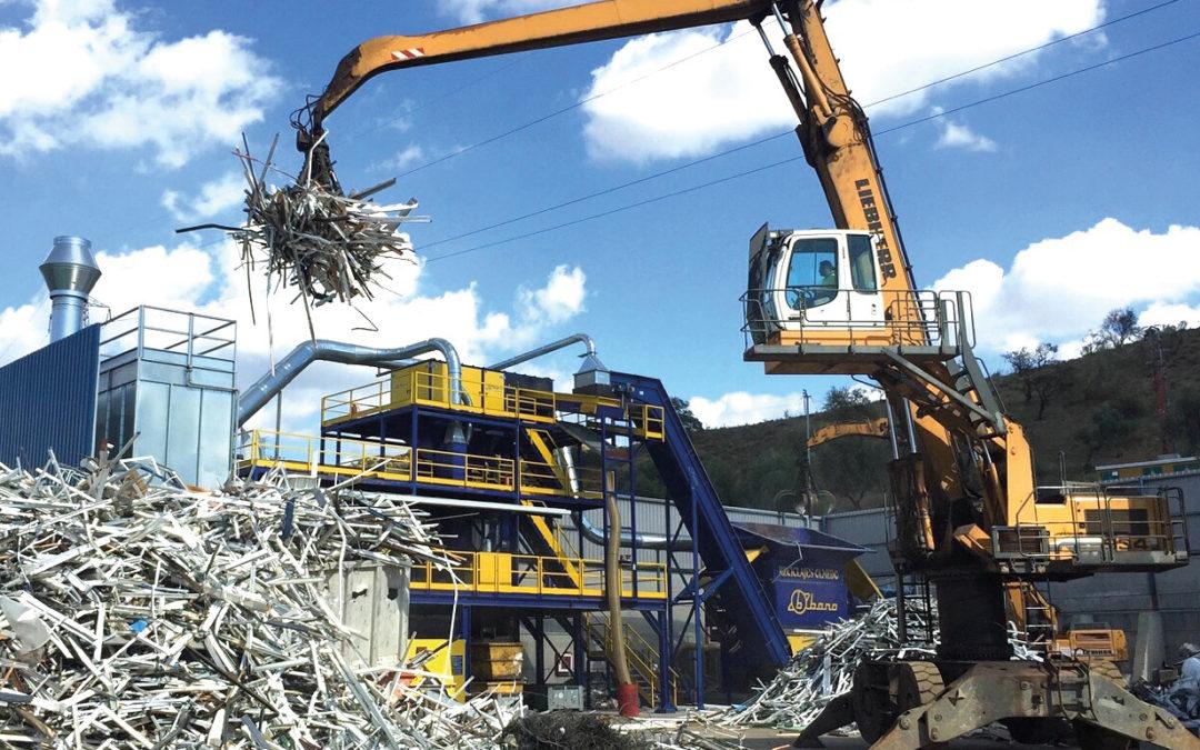 Maquina de Residuos