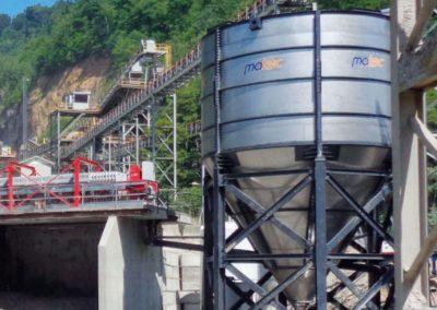 Instalaciones para el tratamiento de aguas industriales